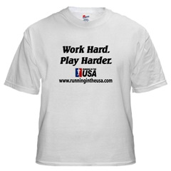 Work Hard. Play Harder.
