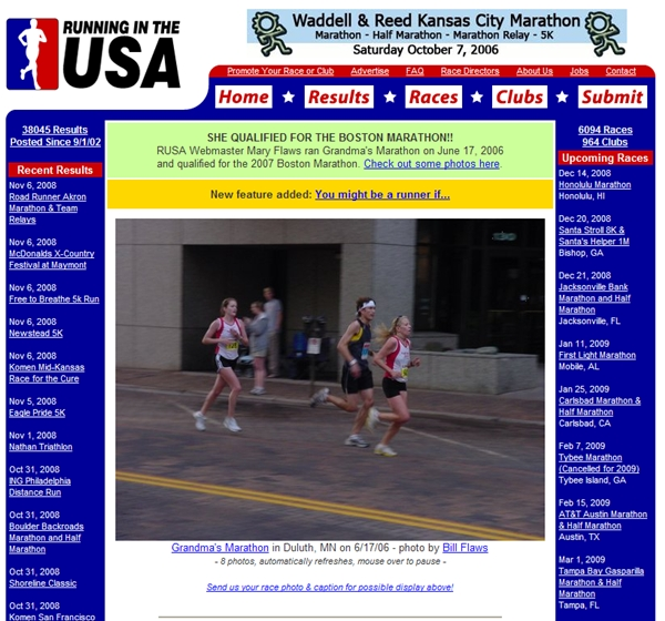 Summer 2003 Home Page